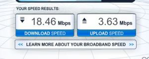 speakeasy speed test