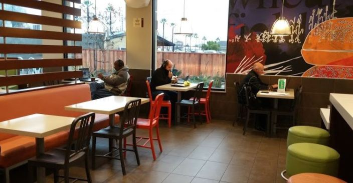 remote workers at the new mcdonalds