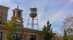 tracy watertower