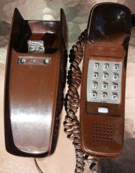 wall phone pushbutton
