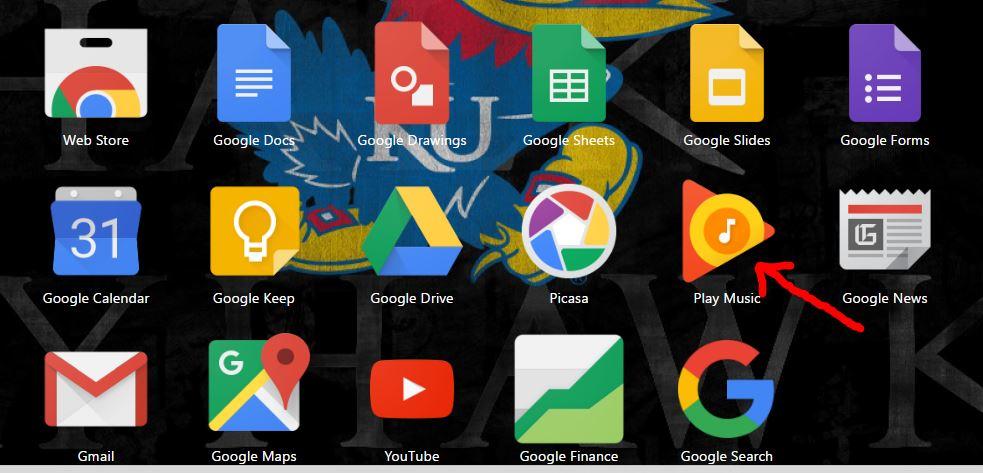 new google play icon