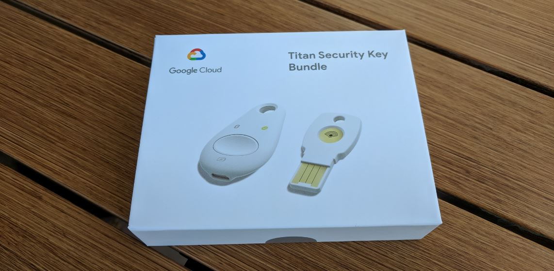 titan security key box