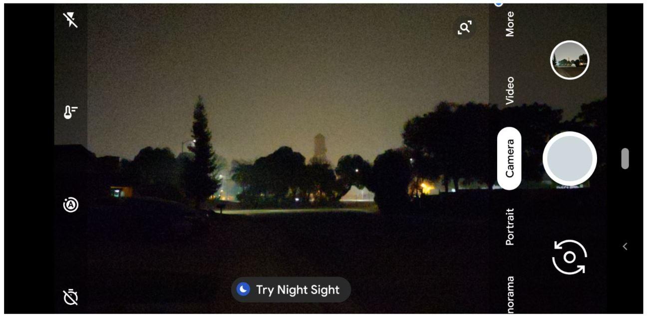 try night sight