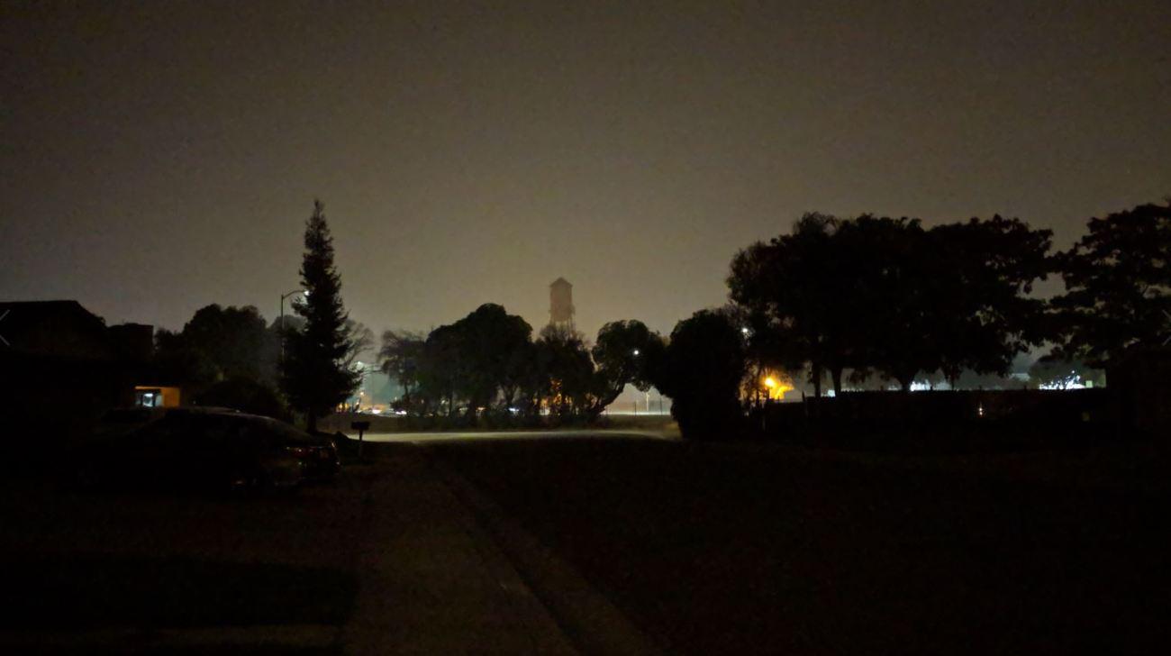 watertower no night sight