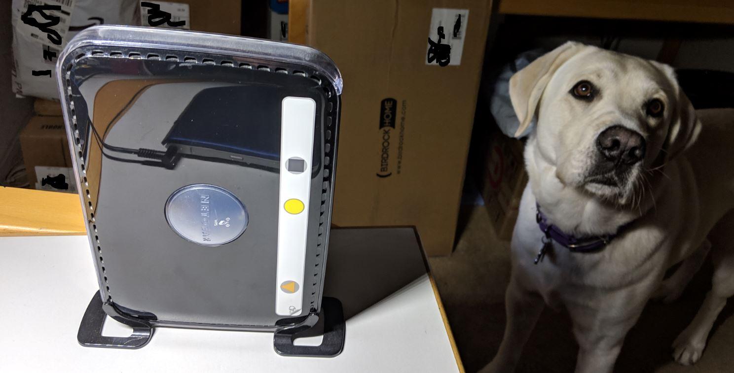 Using the Netgear Orbi WiFi Router | TechyMike: Your Personal Geek