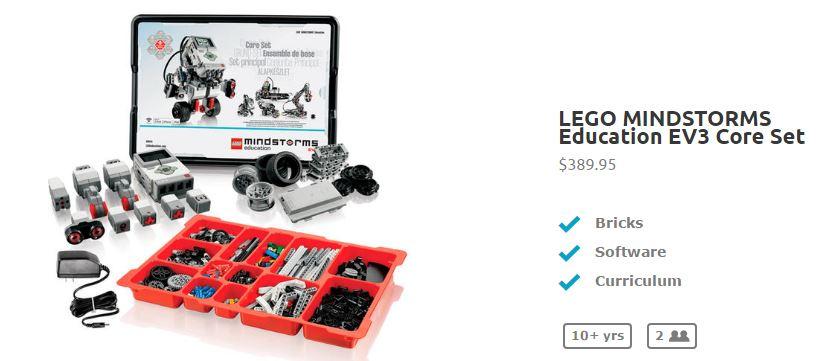 Lego Mindstorms Education Ev3 For Stem Enrichment Techymikecom